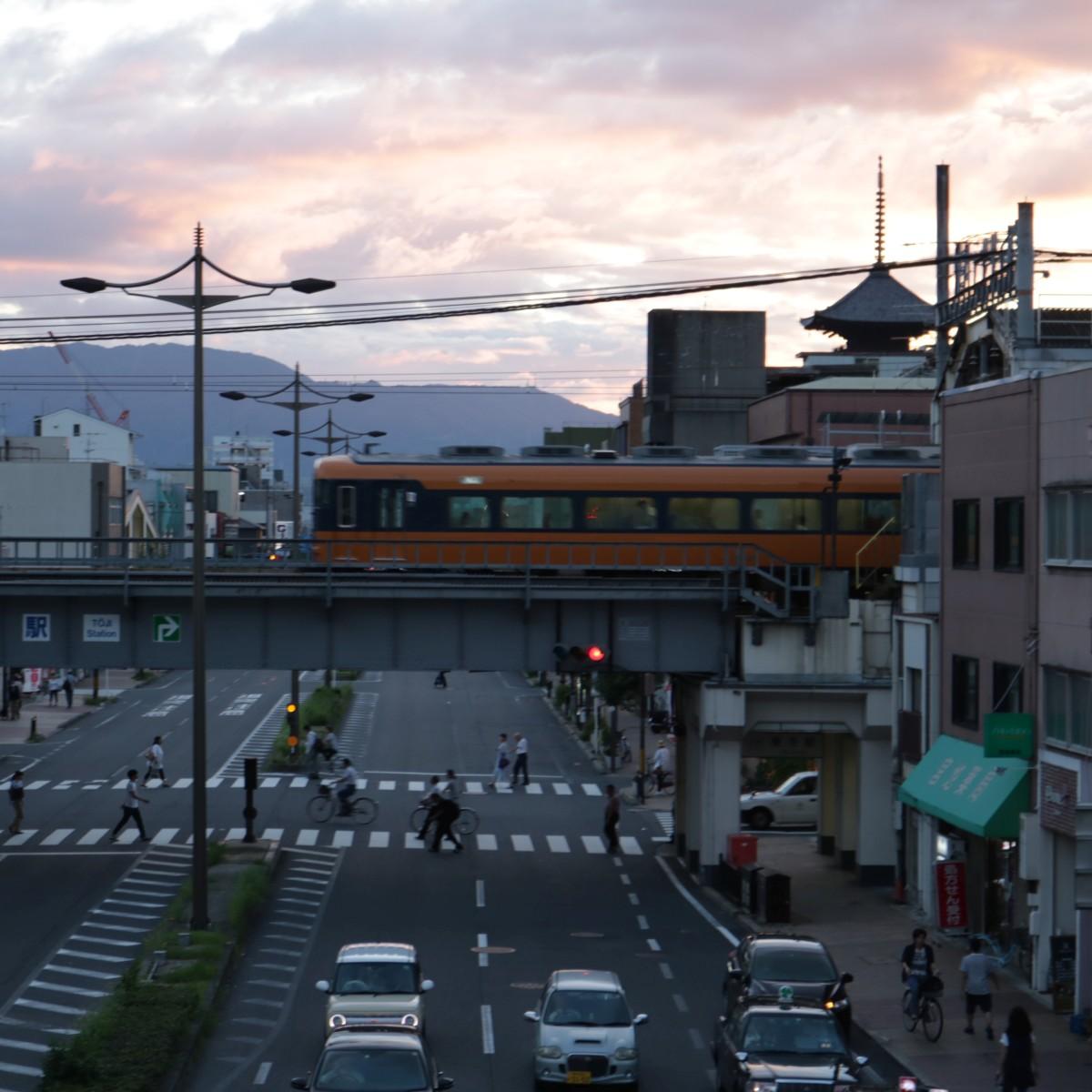 阪急烏丸駅から烏丸御池駅まで、意地でも電車乗りたくない ...